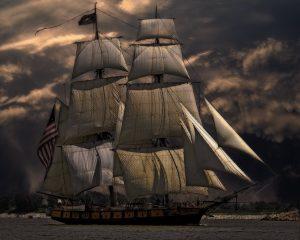 bateau de Pirate