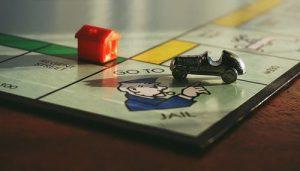 case prison Monopoly