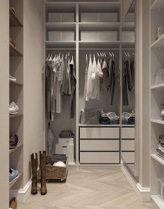 dressing sans poussières