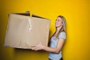 demenager de gros cartons