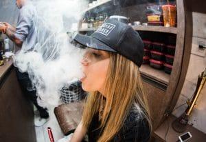 fumer clearomiseur