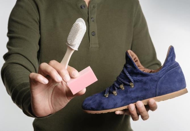 Comment enlever le goudron sur des chaussures ?