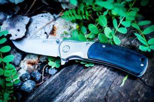 aiguiser couteau de poche