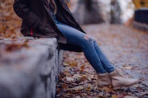 chaussure sans taches