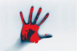 tache de sang a enlever