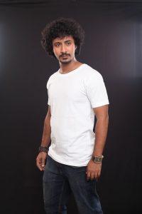 flocage tshirt blanc