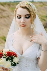 robe de mariee selon morphologie