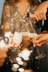 tache champagne