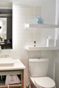 tartre salle de bain