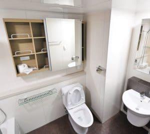 toilettes sans tartre