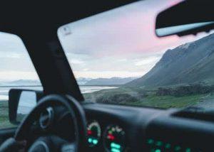 partir en voiture