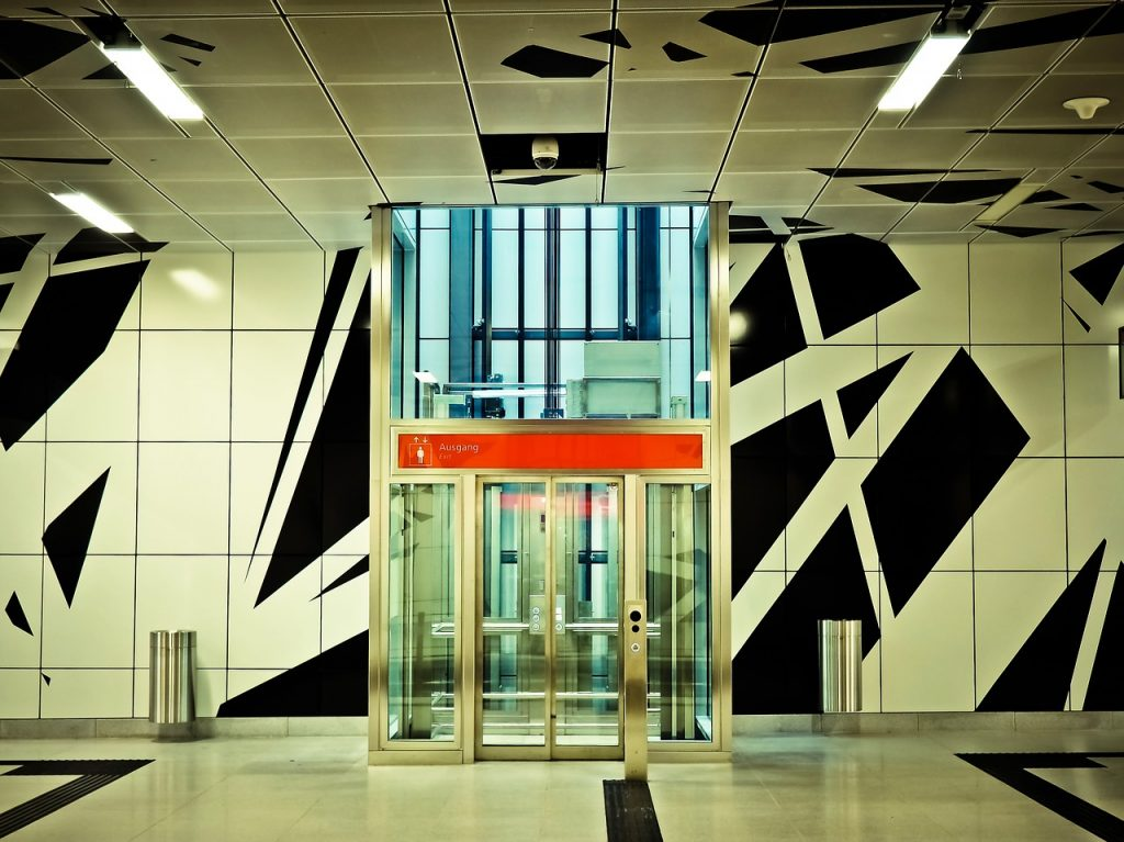 d'ascenseur pour handicapé